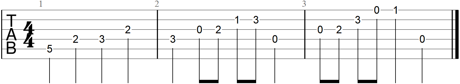 D Minor Arpeggiated Melody
