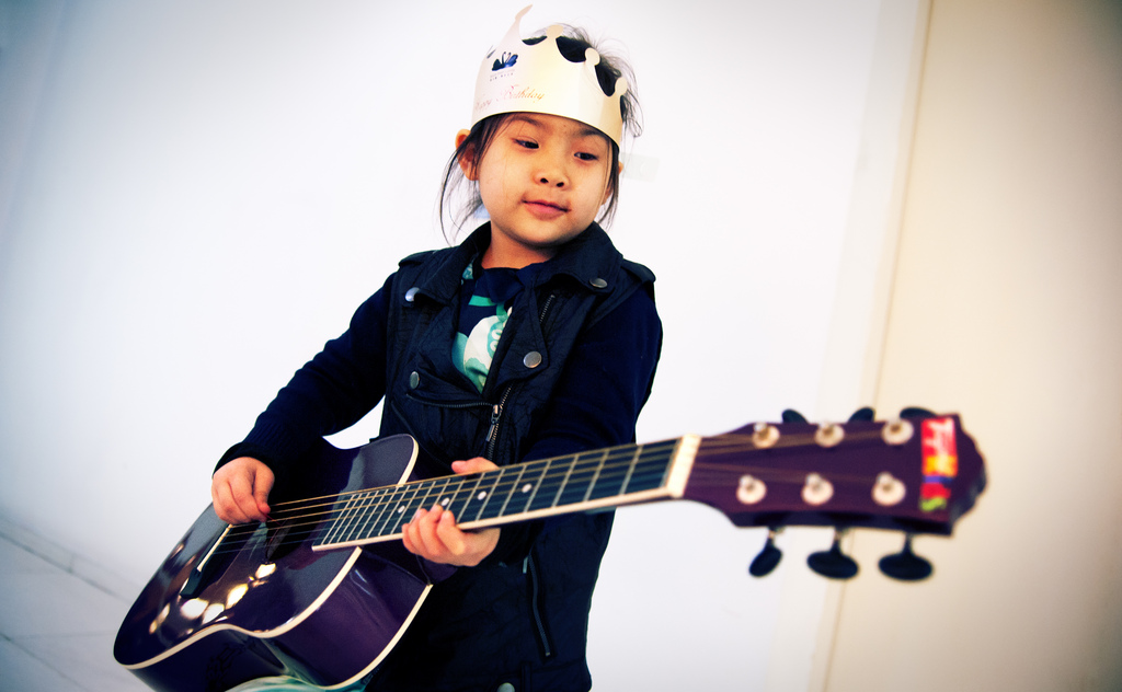 Kids Guitar Lessons Photo