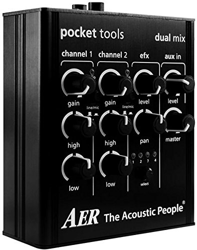 AER Dual Mix Preamp
